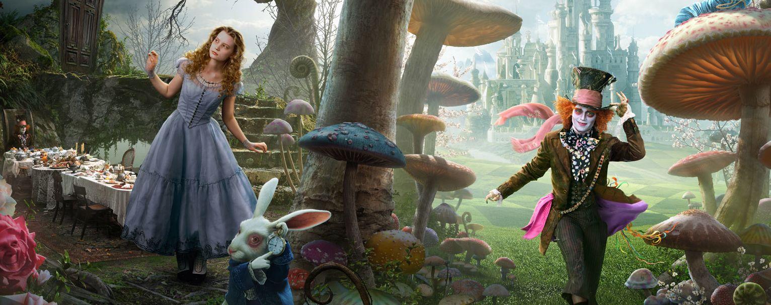 Escape Game Wonderland
